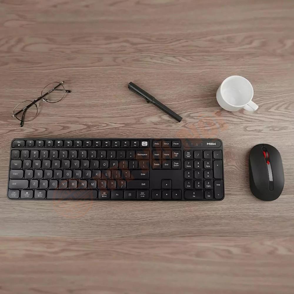 Bộ bàn phím, chuột không dây Xiaomi MIIIW - Mi Hà Nội